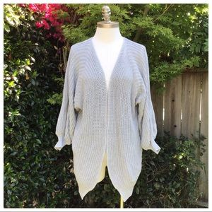 Anthro Knitted Knitted Cardigan